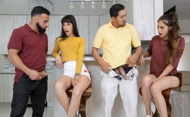 Daughters Swap Porn By Very Interesting Family Videos Wet Sins
