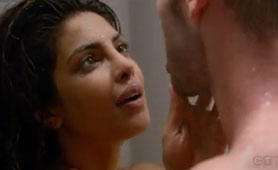 Adorable Indian Priyanka Chopra, Magical Romantic Moments of Love