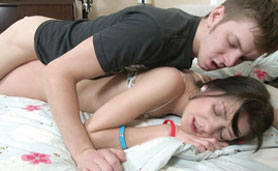 A New Experience for Teenage Couple from Russian - Teen Anal XxxPorn