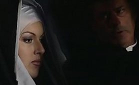 Naughty Nuns Into Dirty Sex Action in Religious Community