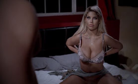 Busty Milf Knows the Best How to Seduce Stepson During Her Husband is Out
