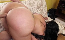 PAWG Wife Ripples While Fucking