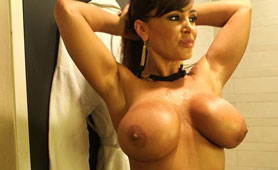 Incredible Hot MILF Lisa Ann Has a New Young Cock