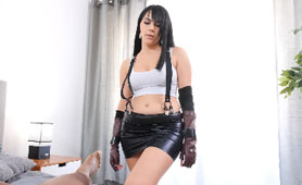 Parody XXX Porn - Tifa Lockhart Reverse Cowgirl on Barrets Hard Cock