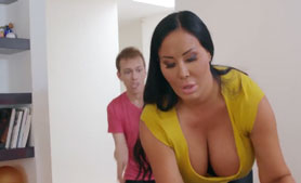 Leave Your Large Hooters Stepmother Alone!
