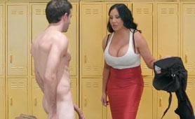 The School Principal Said the Men's Locker Room was Closed