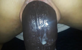 Amateur Teensy Pussy Stretched by BBC Until the Limits