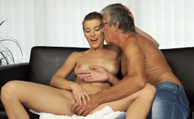 Dirty Dad Wanna Fuck Son's Fiance!