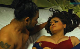 Hindi Babe Has Affair - Erotic Indian Movie