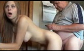 Fucking His Best Friend's Little Teen Daughter